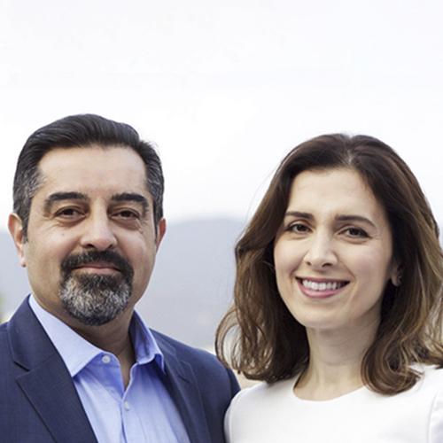 Drs. Dean & Ayesha Sherzai